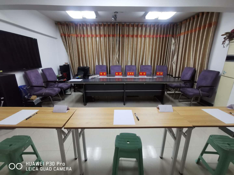 海南公务员万博max官网手机版登陆免费提供模拟训练场地